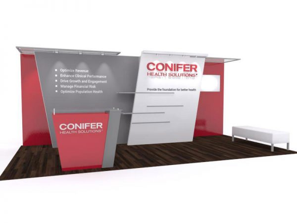 Custom Design, Trade Show & Event Services