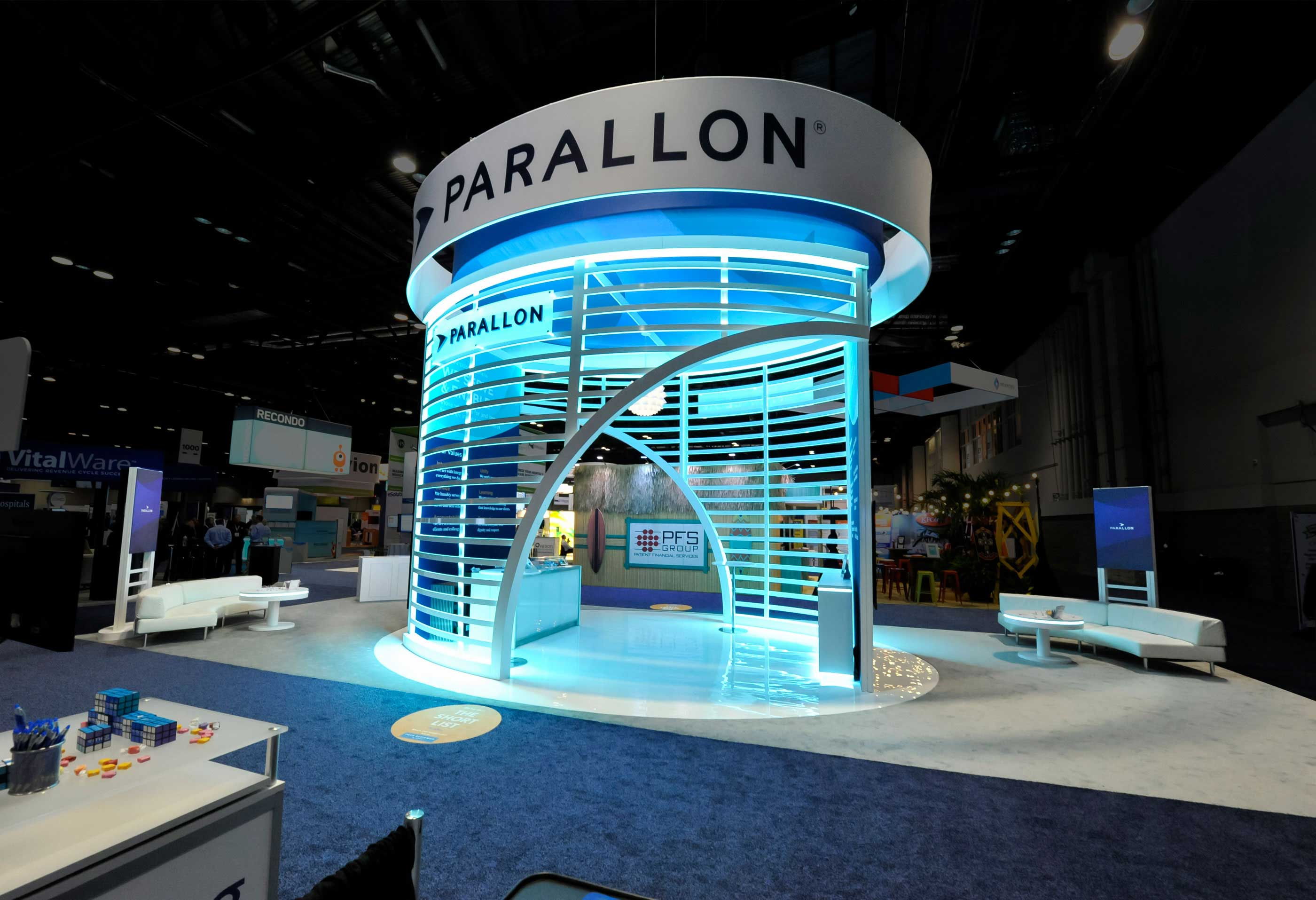 Custom Design Trade Show & Event Services