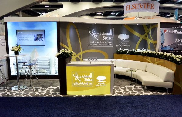Memorable Exhibit, Custom Design, Trade Show & Event Services